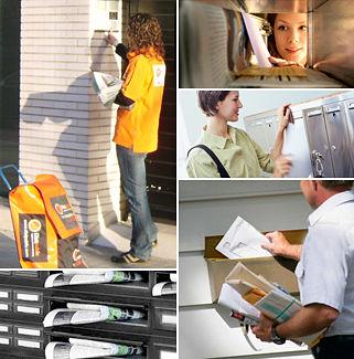 servicios de colocación de carteles y parabriseo
